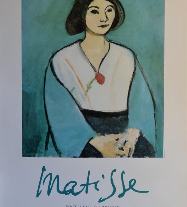 Exposició Matisse pinturas y dibujos