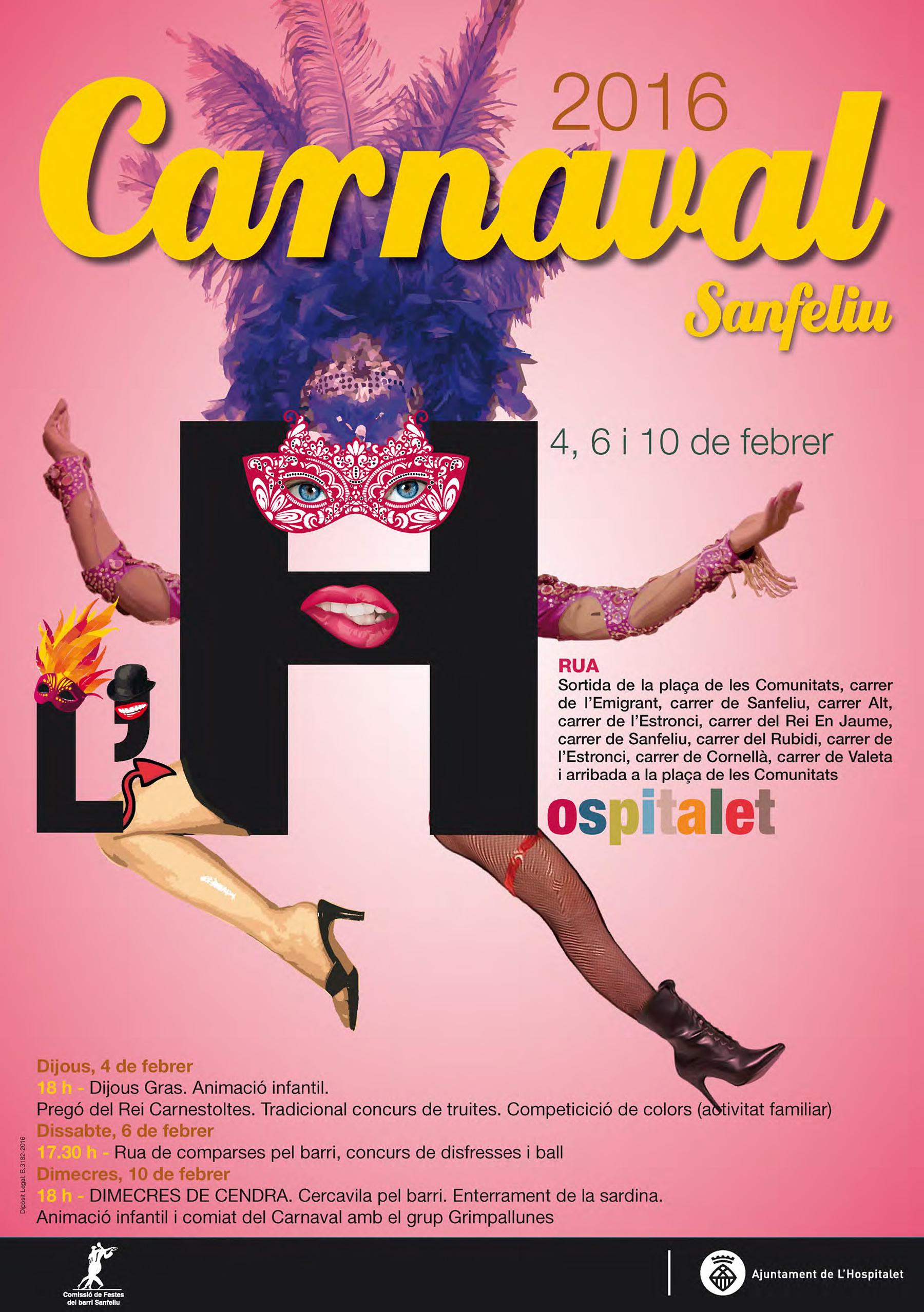 Carnaval Sanfeliu