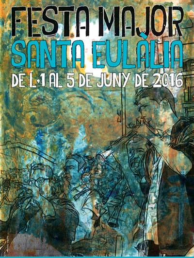 Festa Major de Santa Eulàlia 2016